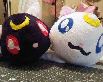 sailor moon indspired plush