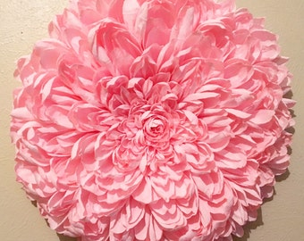 Paper Flower Wall Decor - Wedding Decor - Home Decor - Nursery Decor - Paper Flower Backdrop - Paper Flowers - Photo Shoot - Backdrop