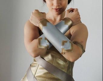 New Wonder Woman  Costume  Warrior  Custom Made Sizes XS-L