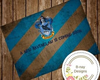 Ravenclaw   Pregnancy Announcement   Harry Potter   New Ravenclaw  
