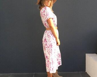 Lucia ~ summer dress ~ lightweight cotton