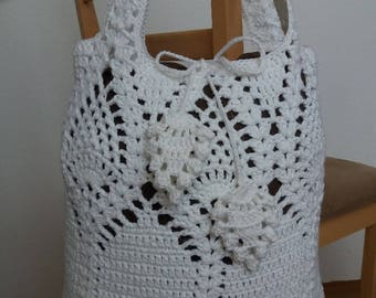 Crochet bag pattern, By Emmhouse, Pineapple bag crochet pattern, Market bag, pdf download crochet bag pattern, Easy crochet bag patterns