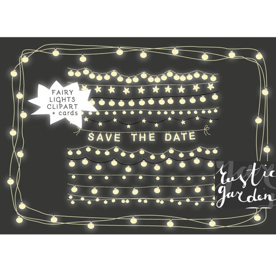 Killar I String Dating Online: Save The Date & Fairy Lights Clipart String Lights Clip Art