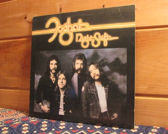 Foghat - Night Shift - 33 1/3 Vinyl Record