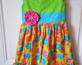 Size 4 Spring Sundress
