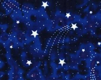 Michael Miller - Nite Star Magic - Glow In The Dark - Novelty Space-by the yard- DG0605-NITE