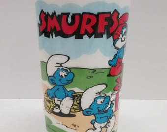 CUP- SMURFS