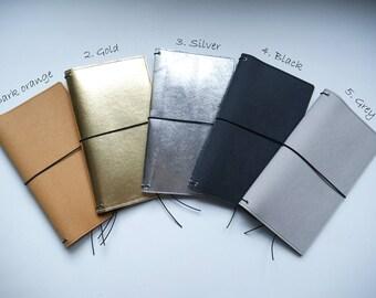 Washable paper fauxdori paperori traveler's notebook regular size