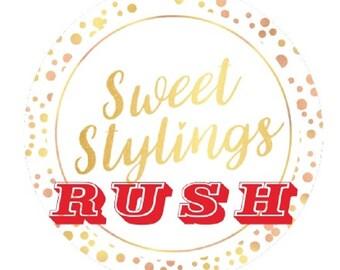 Rush Order Add-On
