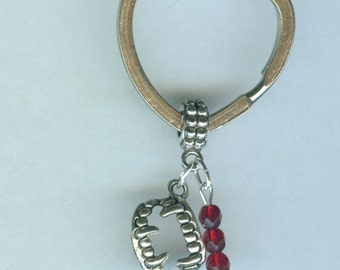 Vampire Love Key Ring Key Chain