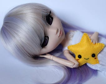Cushion, Pillow or Plush Star for Blythe, Pullip, ...