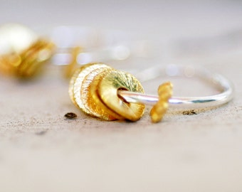 Hoops Sterling Silver & Vermeil for the Perfect Marriage