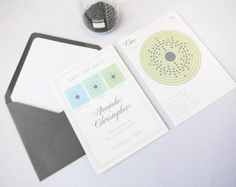 Atomic Save the Date Suite