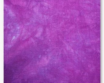 JEWEL 16 ct. hand-dyed cross stitch Aida fabric count Picture This Plus PTP hand embroidery purple jewel tone