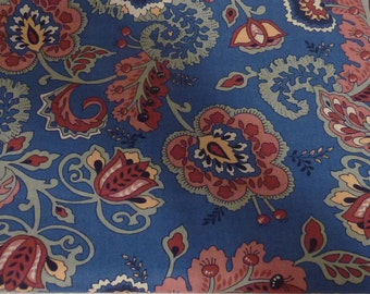 1 1/4 Yards of Quilt Cotton Fabric by N.T.T. Inc.