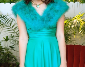 Glamorous Old Hollywood Dress - Stunning!