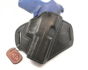 SIG p320 Carry/Compact - Handcrafted Leather Pistol Holster