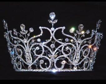 Style # 15909 Iron Gate Bucket Crown