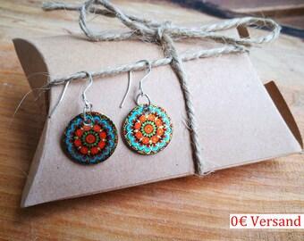 Earrings/Pendant Flower