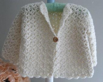 Baby Sweater Pattern.........Mathilde's Jacket