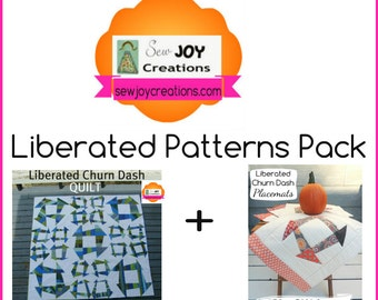 Liberated Patterns Pack
