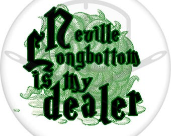 "Harry Potter - Inspired Dealer 2.25"" Pinback Button"