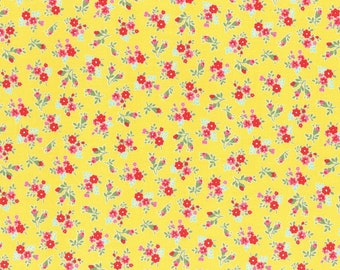 Lecien - Flower Sugar Berry Collection - Blossom in Yellow