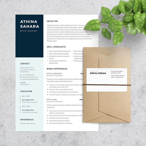 google docs, entry level, free word, on office istant resume cover letter template