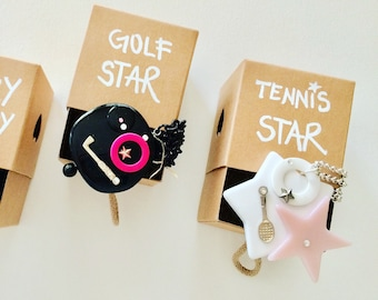 Necklace YOU're collection, Tennis Star