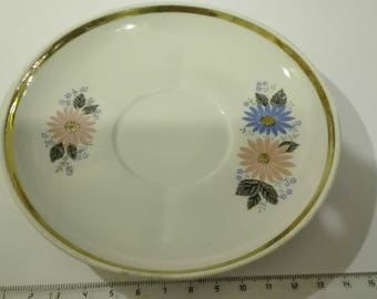 Plate. Dish. Saucer. RPF.
