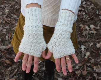 Fingerless gloves Crochet PATTERN - Wrist Warmers - Fingerless gloves Crochet PATTERN - crochet fingerless mittens pattern - Colorado Design