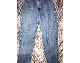 GAP reverse mom jeans HIGH WAISTED!!