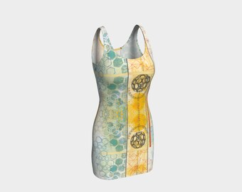 Energy Fitted Dress