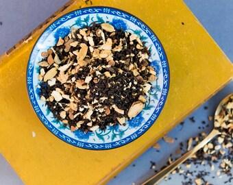 Chai Tea blend / Masala Chai / Loose Leaf Chai Black Tea / Chai Black Tea / Bollywood Chai
