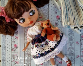 Blythe Ooak Customised Dolls