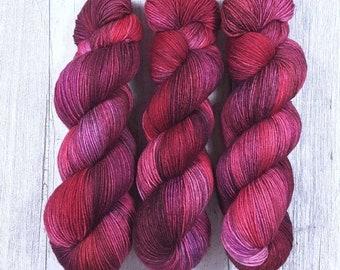 Cherish - FiMeSo Luxus-Socke - 420m/100g - hand dyed
