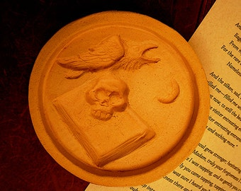 Nevermore Cookie Mold