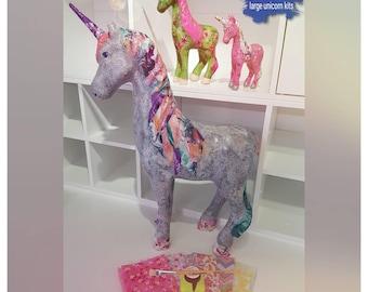Decopatch Unicorn kits