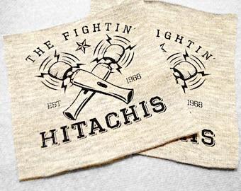 Fightin' Hitachis Patch