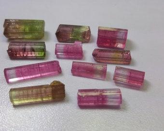 23 Gram Paprok Mixed Tourmaline Crystals