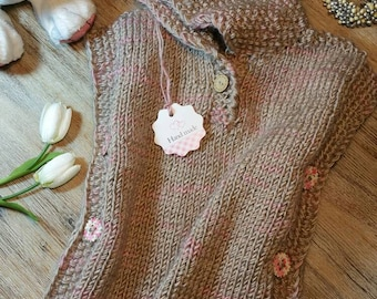 Price Reduction!!! ... Hand knitted, sweater, kids ' tops
