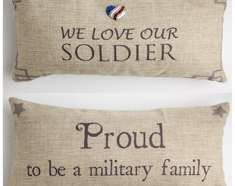 military decor,military quotes,retired military,veteran,MILITARY GIFT,SOLDIER gift,army gift,military family,military pillow,Navy,Marines