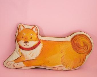 Shiba Inu Cushion/Shiba Inu Cushion