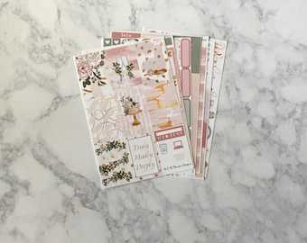 Happy Planner Weekly Sticker Kit - Truly, Madly, Deeply