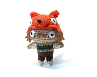 Taxidermist - Amigurumi - crochet pattern
