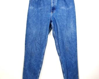 Gitano High Rise Tapered Leg Jeans 14 Tall