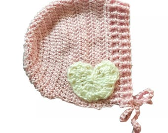 Ribbed Bonnet