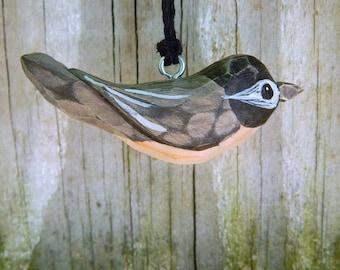 Chickadee Necklace