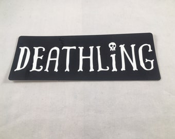 Deathling Die-Cut Sticker