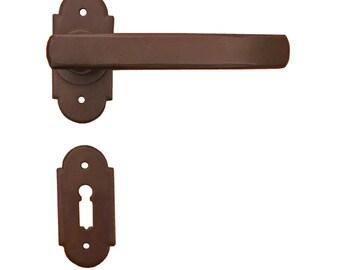 Helsinki-Wrought iron handle collection/Wrought Iron Door Handle Collection